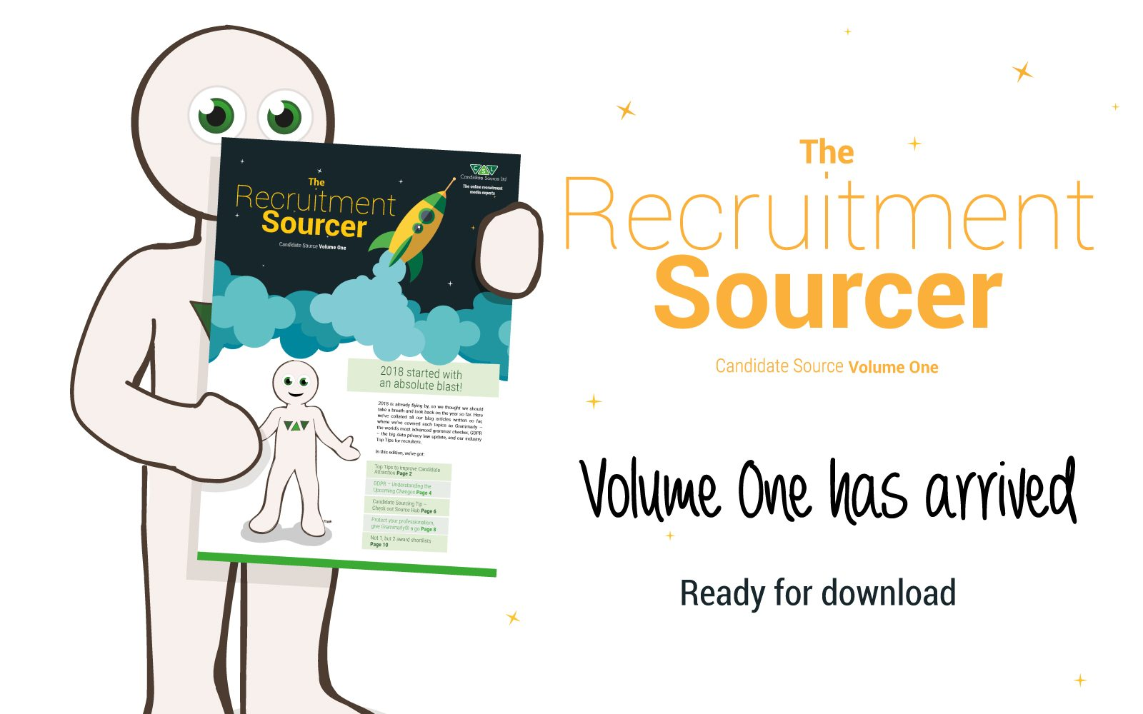 The Recruitment Sourcer Volume 1