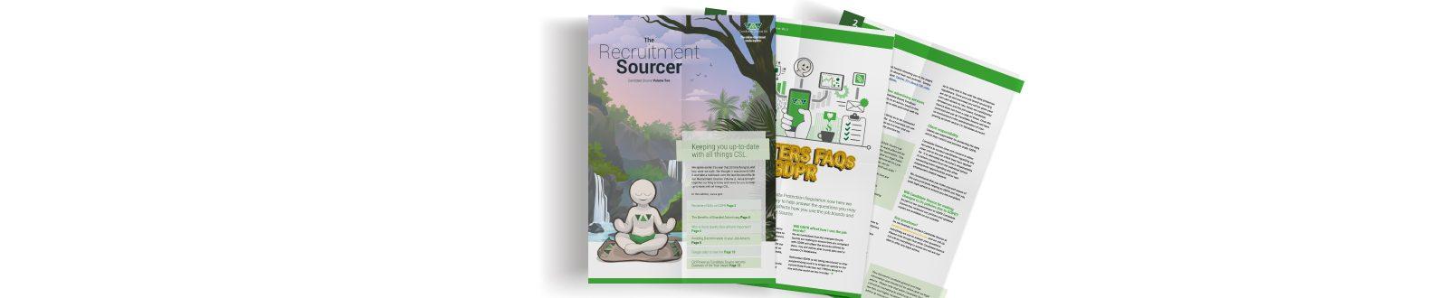 Recruitment Sourcer Volume 2